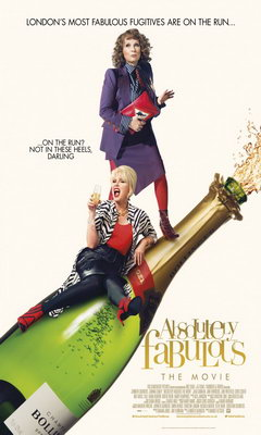 Absolutely Fabulous: Η Ταινία