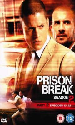 Prison Break - Season 2 Part 2