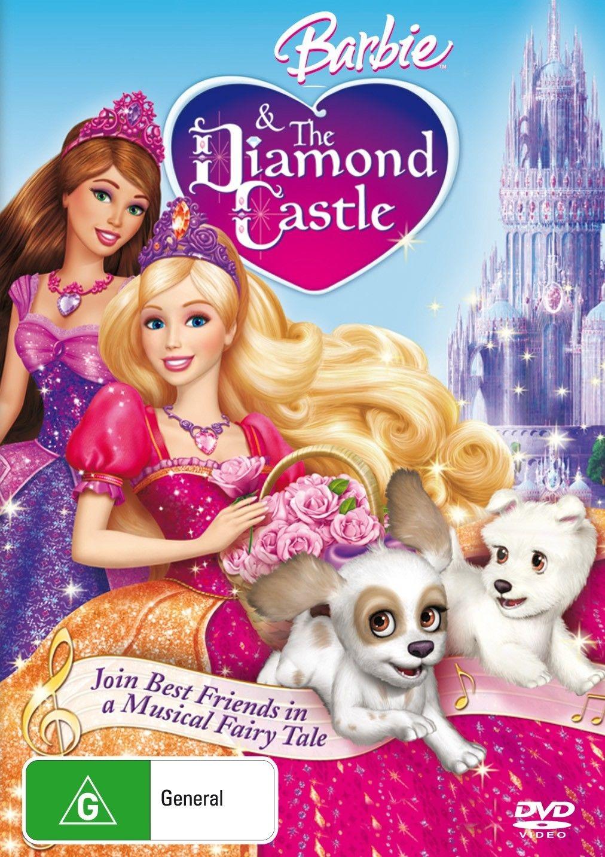 Μπάρμπι  Το Διαμαντένιο Κάστρο (2008) 3012ac4749a